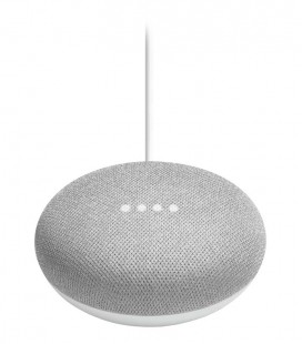 Google Home Mini Chalk, CZ adaptér