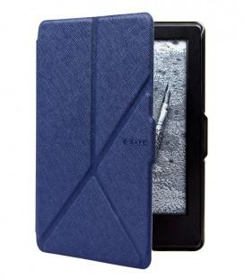 B-SAFE Origami 1202, pouzdro pro Amazon Kindle Paperwhite 3, tmavě modré