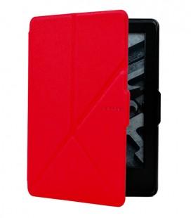 B-SAFE Origami 1201, pouzdro pro Amazon Kindle Paperwhite 3, červené