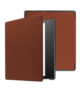 B-SAFE Durable 1212, pouzdro pro Amazon Kindle Oasis 2, hnědé