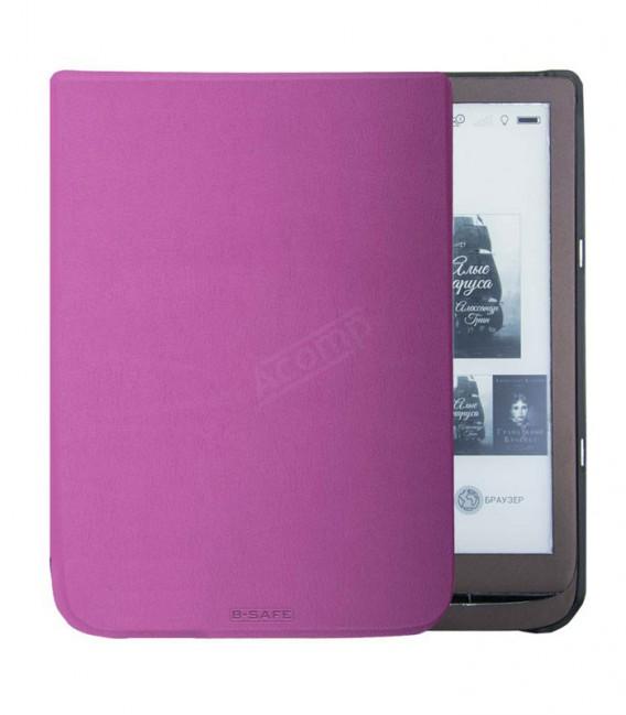 B-SAFE Lock 1225, pouzdro pro PocketBook 740 InkPad 3, fialové