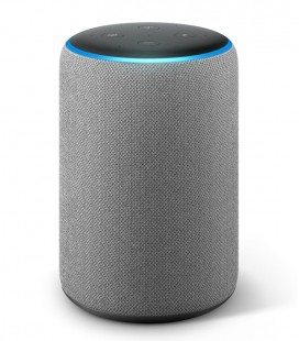 Amazon Echo Plus (2.generace) Heather gray, šedý