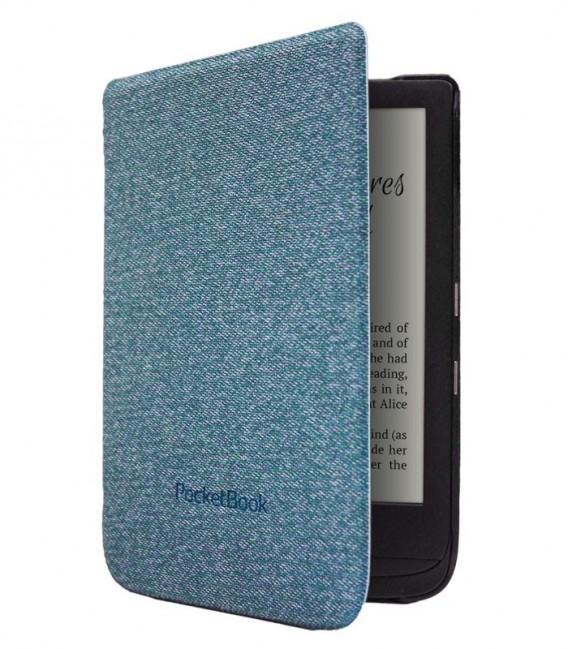 PocketBook WPUC-627-S-BG pouzdro Shell, modré