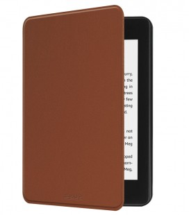 B-SAFE Lock 1265, pouzdro pro Amazon Kindle Paperwhite 4, hnědé
