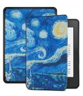 B-SAFE Lock 1269, pouzdro pro Amazon Kindle Paperwhite 4, Gogh