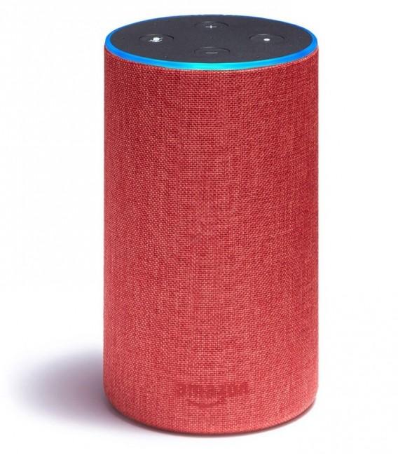 Amazon Echo (2. generace) Red, červený