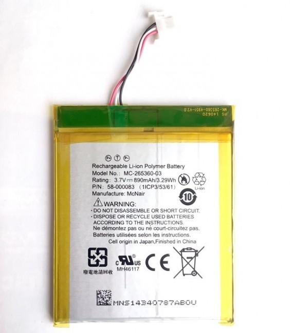 Originální baterie pro Amazon Kindle 6 Touch