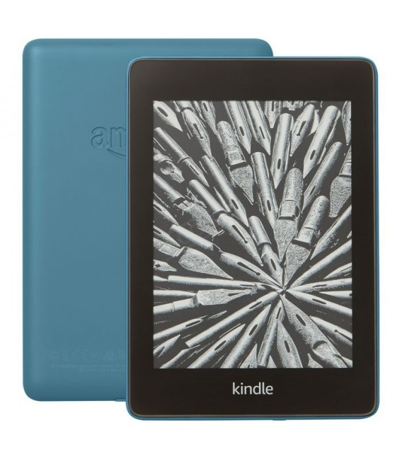 Amazon Kindle Paperwhite 4 32GB (2018) modrý, special offers