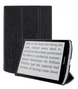 B-SAFE Stand 1324, pouzdro pro PocketBook InkPad X, černé