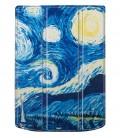 B-SAFE Stand 1326, pouzdro pro PocketBook InkPad X, Gogh