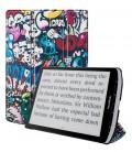 B-SAFE Stand 1327, pouzdro pro PocketBook InkPad X, Comics