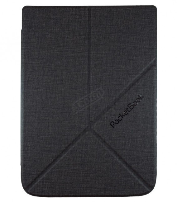 Pocketbook HN-SLO-PU-U6XX-DG-WW pouzdro Origami pro 6xx, tmavě šedé