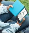 Amazon Kindle Kids Edition (2019) 8GB, modrý
