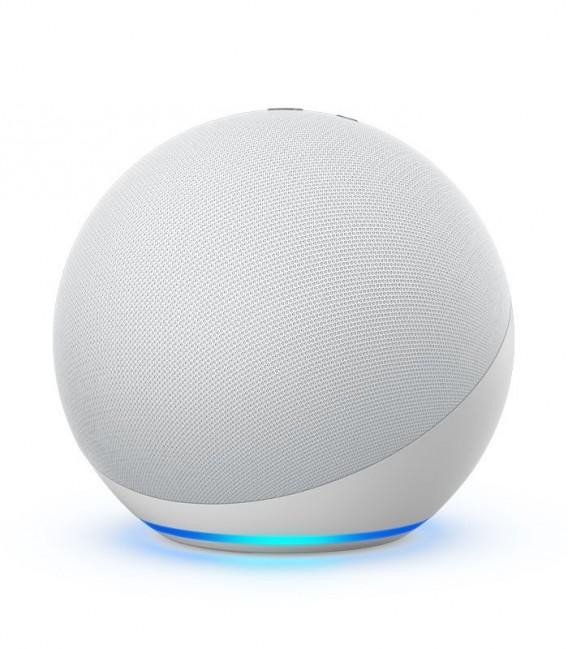 Amazon Echo (4. generace) Glacier White, bílý