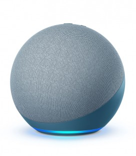 Amazon Echo (4. generace) Twilight Blue, modrý