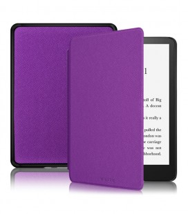 B-SAFE Lock 2375, pouzdro pro Amazon Kindle Paperwhite 2021, fialové