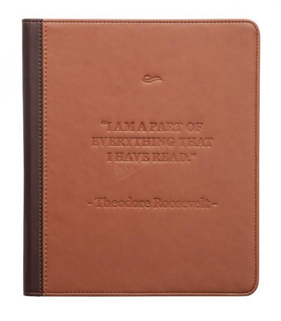 PocketBook PBPUC-840-BR pouzdro 840 hnědé.