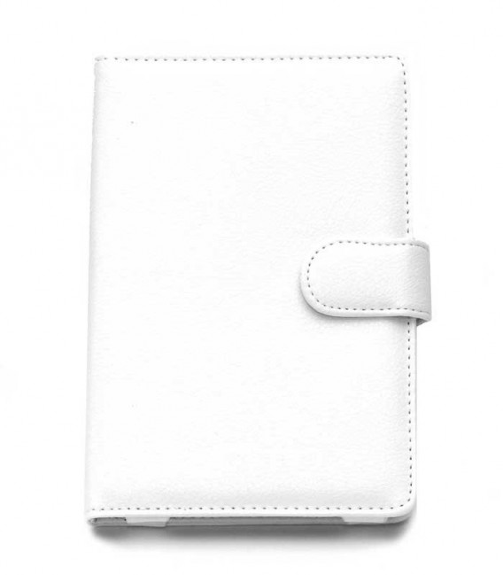 Pouzdro Fortress 458 pro PocketBook Touch bílé