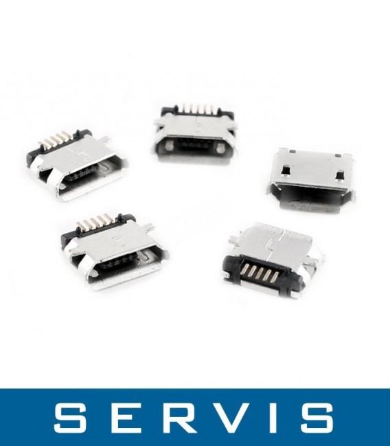 SERVIS: Výměna vadného USB konektoru