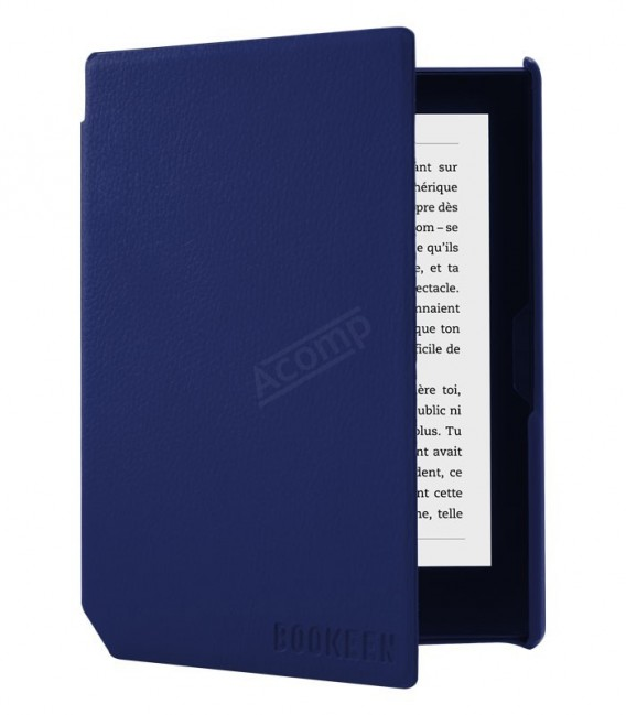 Bookeen pouzdro pro Cybook Muse Blue, modré